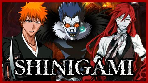 shinigami in anime youtube