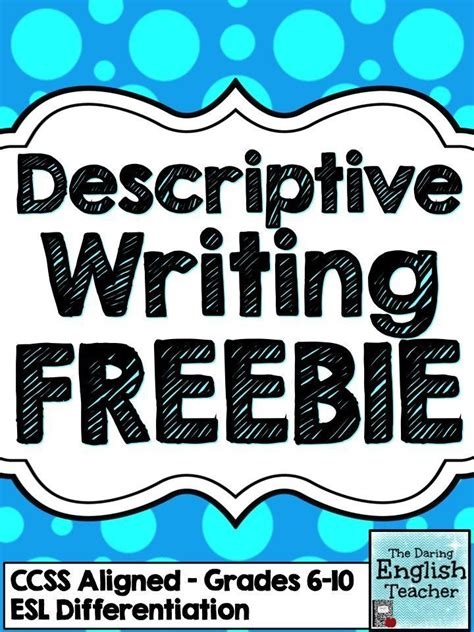 descriptive writing about new year best 25 descriptive writing activities ideas on