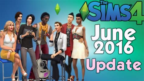 sims 4 electronics downloads sims 4 updates the sims 4 june 2016 patch update gender customization