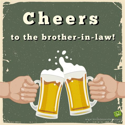 In Law | birthday wishes for your brother in law