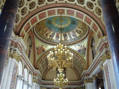 Foreign Office by File Ceiling Above The State Stair The Foreign Office Jpg