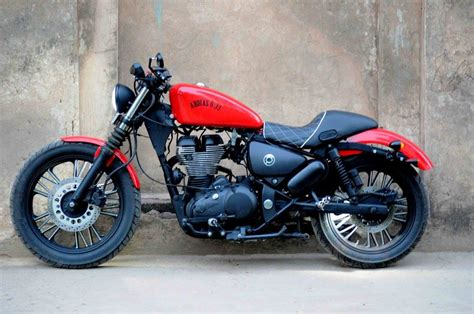 modified bullet abdias modified bullet by puranam designs royal enfield