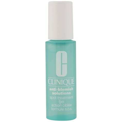 Clinique Anti Blemish Solution clinique anti blemish solutions clear blemish gel 15ml