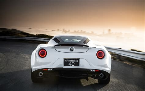 2015 alfa romeo 4c white motion 4 2560x1600