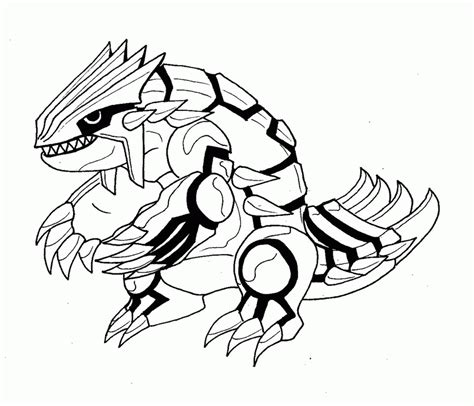 pokemon coloring pages primal groudon groudon coloring pages 11073 bestofcoloring com