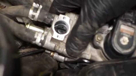 disassemble idle speed sensor toyota corolla years