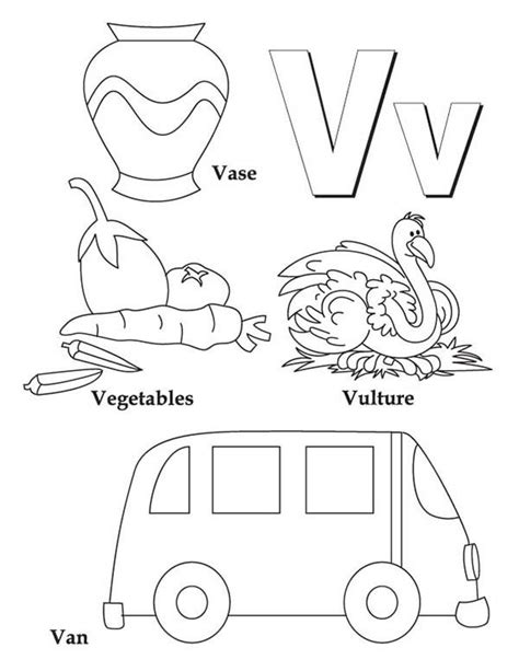 letter v coloring pages preschool letter v coloring worksheet for preschool letter best