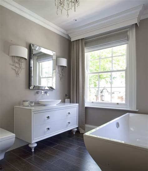 taupe bathroom white and taupe bathrooms transitional bathroom