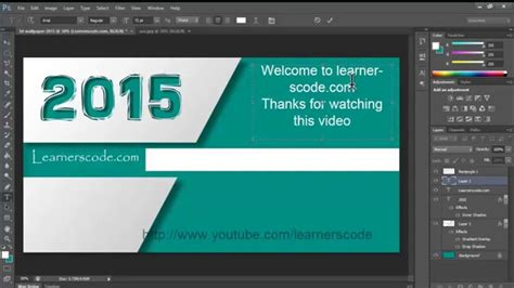 photoshop graphic design tutorial youtube photoshop tutorial graphic design 3d wallpaper youtube