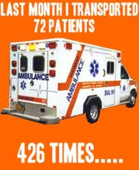 Ambulance Driver Meme - funny ems cartoons paramedic just b cause
