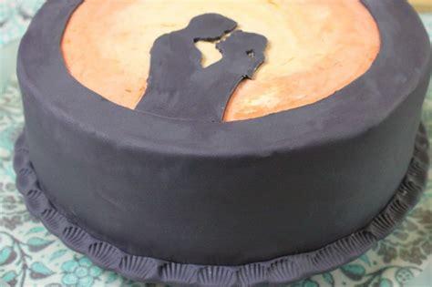 fondant kuchen rezept fondant torte schattenriss torten rezepte absolute