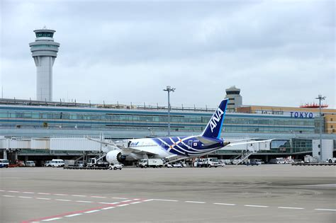 ana launches routes to tokyo s haneda airport from new japan s major carriers expand networks as haneda grows
