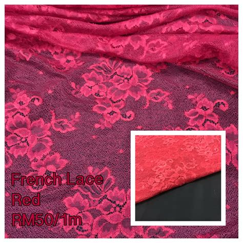 prada lace online kain prada lace hiris fuschia kain prada lace untuk