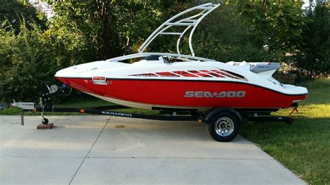 sea doo boat maintenance sea doo 2004 for sale for 11 900 boats from usa