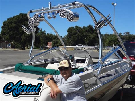 boat canvas antioch ca reinell wakeboard towers ski towers speakers racks