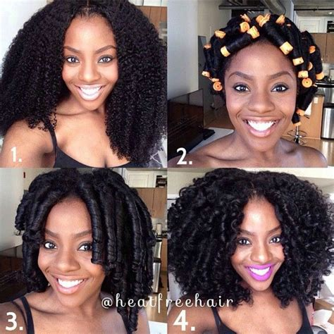 how to perm rod crochet hair 814 best images about crochet braid patterns and styles on