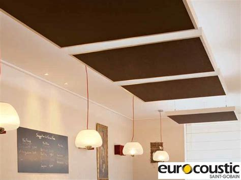 Gobain Ceiling by Rock Wool Acoustic Ceiling Clouds Insula 174 By Gobain