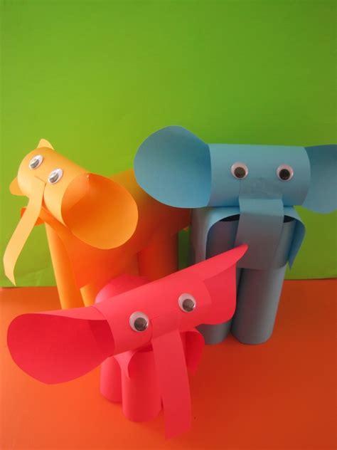 elephant paper craft paper elephant ganesh with the elephant