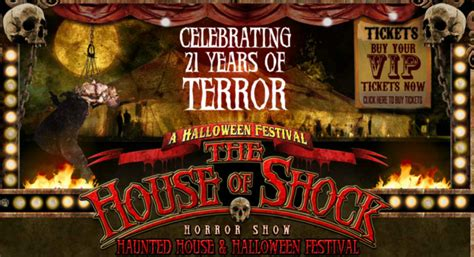 house of shock top 10 scariest haunted houses topteny com