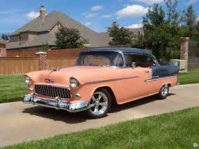 55 chevy bel air cars motorcycles