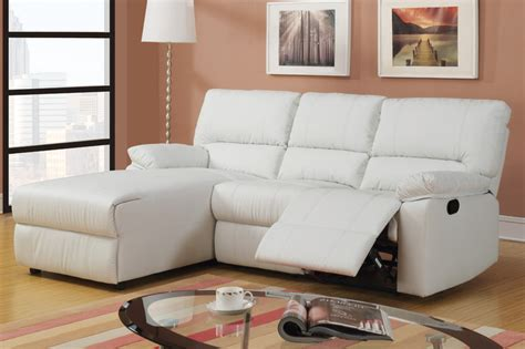 excellent leather reclining sofa sofa white leather