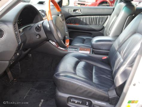 lexus ls400 interior black interior 2000 lexus ls 400 photo 40040534