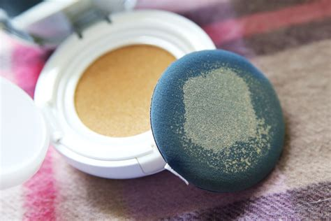 Air Cushion Foundation Dewy Finish review iope air cushion foundation