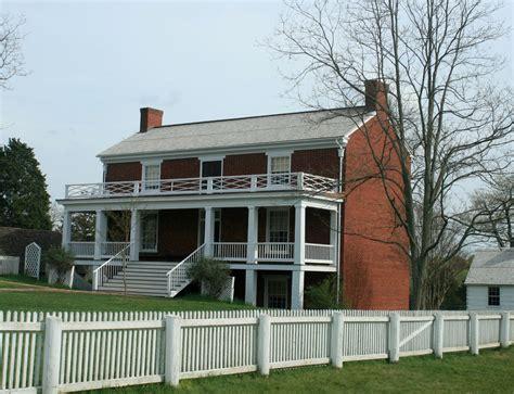 mclean house файл appomattox mclean house jpg википедия