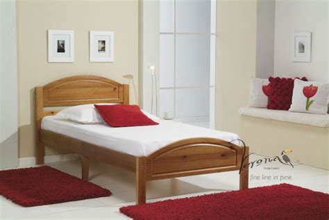 Headboards 4 Beds Wooden Beds Click 4 Beds Wrigley Wooden Bed Frame