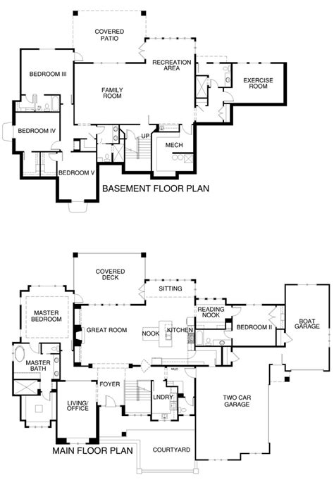 parade of homes floor plans top 25 ideas about house plan elevation on