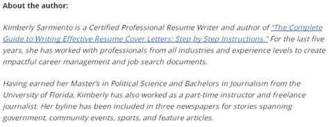 cover letter exles that will get you noticed