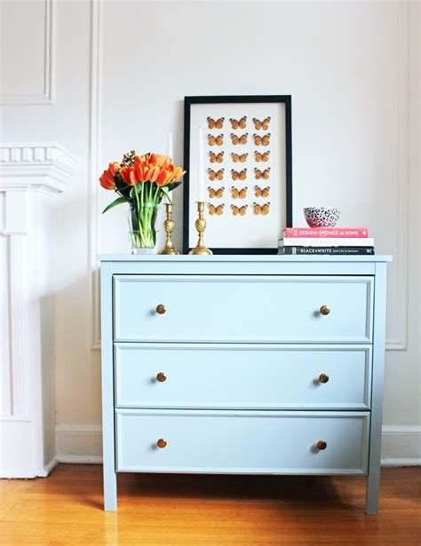 tyssedal dresser hack tiffany leigh interior design diy ikea hack chest of drawers