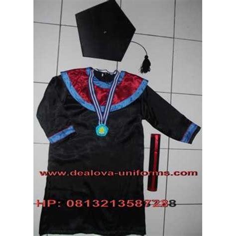 Baju Wisuda Anak Paud jual baju wisuda sekolah tk paud dan perlengkapannya oleh konveksi bandung seragam sekolah