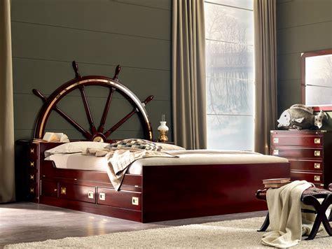 il letto e la testiera timone letto con testiera contenitore by caroti
