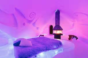 hotel de glace canada 6 top frozen hotel rooms and hotels made of snow and ice i am not the babysitter i am not