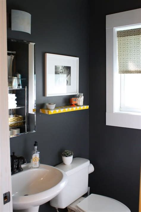 dark bathroom colors 25 best ideas about small dark bathroom on pinterest