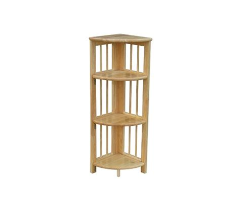Tiered Corner Shelf by Folding 4 Tier Corner Shelf Space Saving College