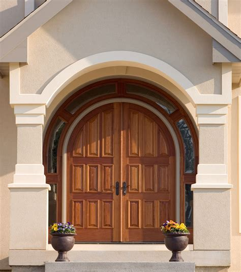 exterior doors custom wood steel madison wi