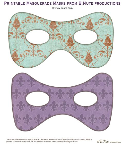 free printable mask templates masquerade mask printab e new calendar template site