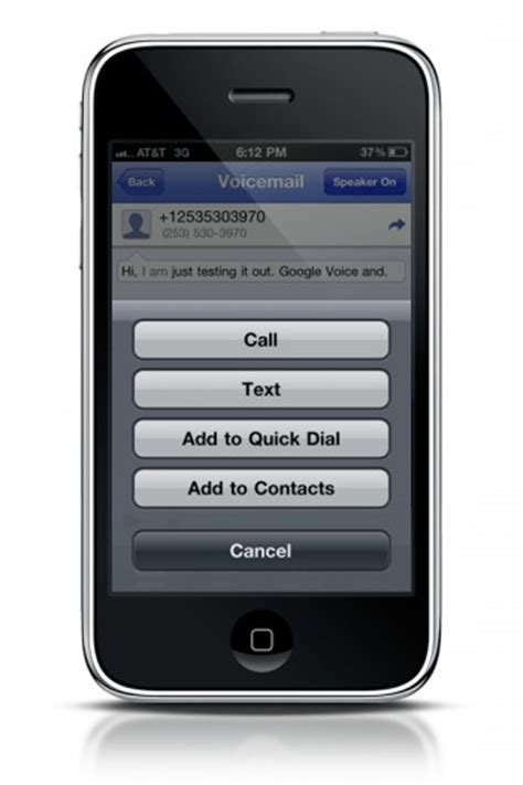 iphone voicemail layout google voice iphone voicemail image search results