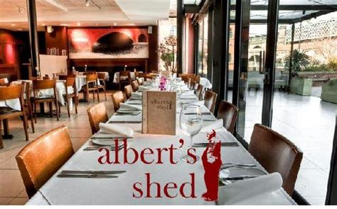 Alberts Shed Menu by Albert S Shed Manchester Restaurant Reviews Phone