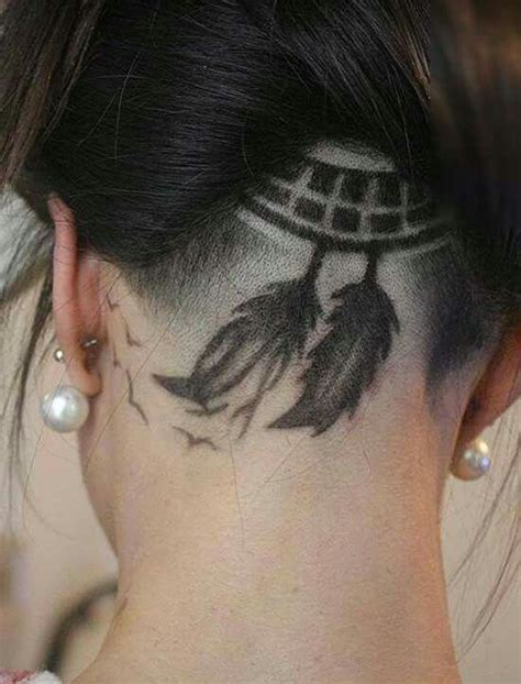hair tattoo tribal 1000 ideas about undercut designs on undercut
