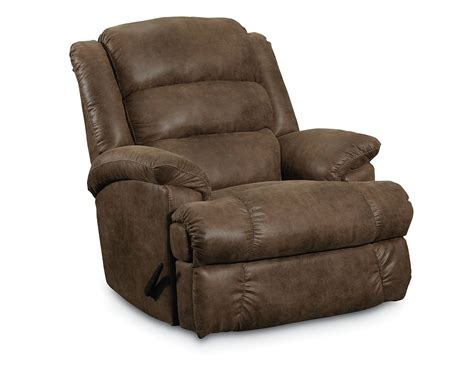 rent recliner chair rent lane knox pad over chaise rocker recliner sahara