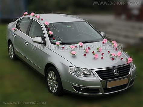 Wedding Car Decoration Kit by Wedding Car Decorating Kit