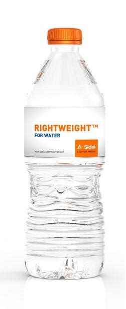 jermuk group reduces bottle weight and installs pet technologies sidel designs lighter weight pet water bottle packaging