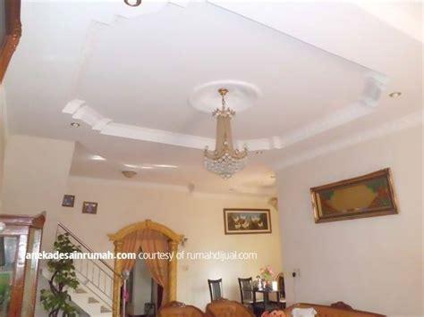 gambar desain plafon gypsum gipsum rumah minimalis 60 si momot