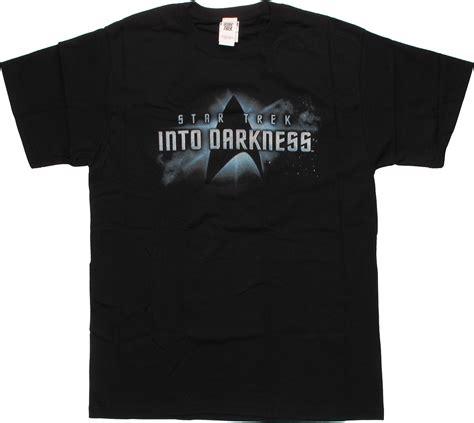 Logo Trek T Shirt trek into darkness logo t shirt