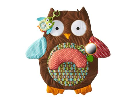 Skip Hop Treetop Friends Tummy Time Mat Owl by Skip Hop Treetop Friends Tummy Time Mat Owl Zappos