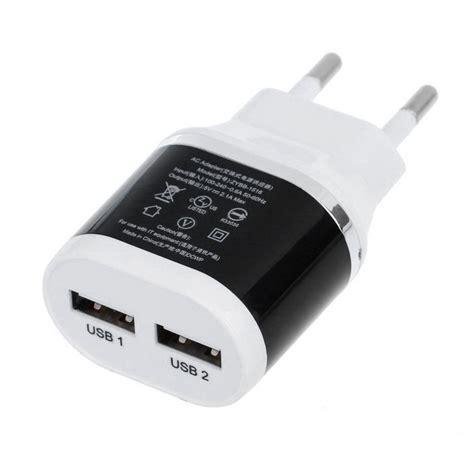 Travel Charger Lenovo 5v White universal dual usb travel charger white black 100