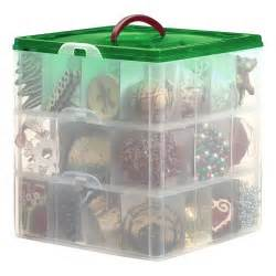 7 christmas ornament storage boxes ideas